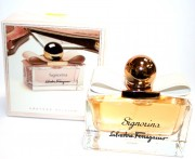 0114К Salvatore Ferragamo Signorina  LEATHER EDITION парфюм 100ml