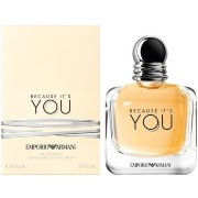 00986К EMPORIO ARMANI BECAUSE IT'S YOU, EDP 100ML