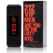 11549К Carolina Herrera 212 VIP Men Are You on The List 100мл.
