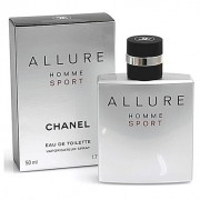 1085 Chanel Allure Homme Sport - 100 мл