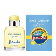 117289К Dolce & Gabbana Light Blue Italian Zest. 125мл. Новинка 2018