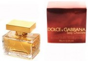 "0003 D&G ""Sexy Chocolate"" for women 75ml"