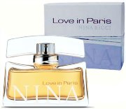 "0349К ""LOVE IN PARIS"" NINA RICCI, 80ML, EDP"