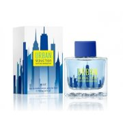 11052К Antonio Banderas Urban Seduction Blue For Men 100ml