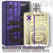 03125К escentric 01 escentric molecules limited edition 100мл.